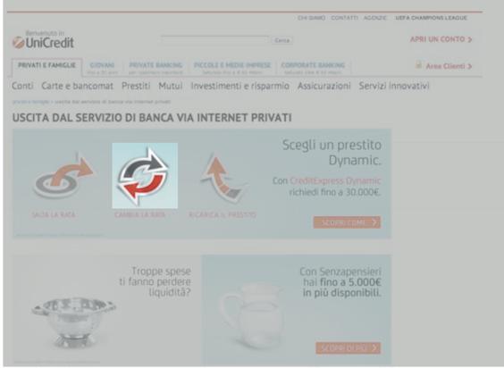 Unicredit e Client-Server.net